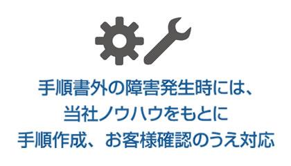 Azure手順書外対応