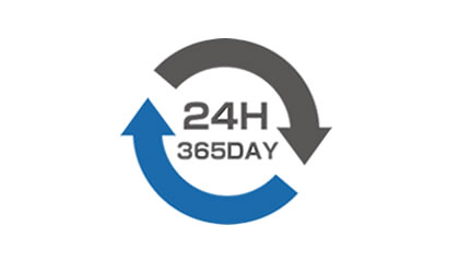 Azure 24時間365日の監視